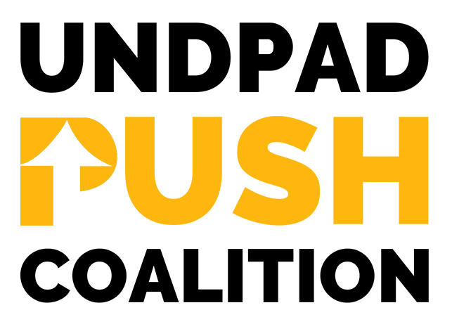 UNDPAD Push Coalition logo