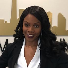 Monique Asuquo - Chair - Dream Legacy Foundation
